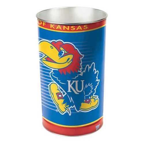 Wincraft Kansas Jayhawks Trash Can