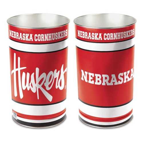 Wincraft Nebraska Cornhuskers Trash Can