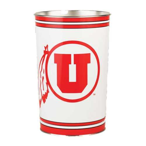 Wincraft Utah Utes Trash Can
