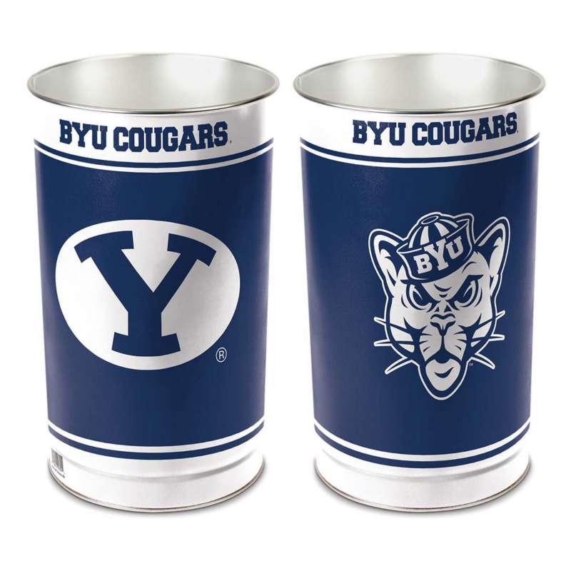 Wincraft BYU Cougars Trash Can