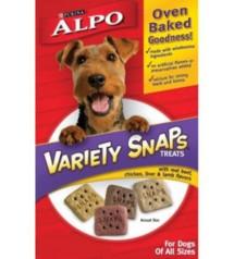Purina Alpo Variety Snaps Dog Treats