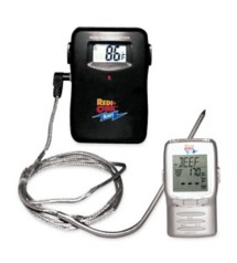 LEM Thermometer with Remote Timer and Alarm
