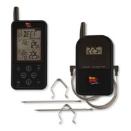 Maverick Wireless Remote BBQ and Meat Thermometer with Hybrid Probes