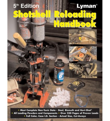 Lyman Shotshell Reloading 5th Edition Handbook' data-lgimg='{