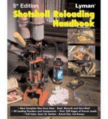 Lyman Shotshell Reloading 5th Edition Handbook