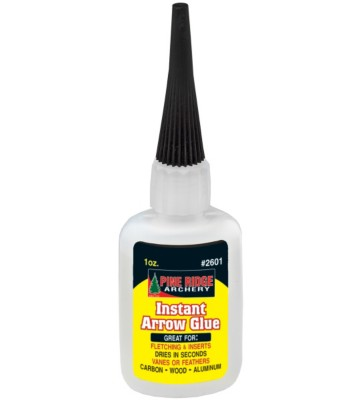 Pine Ridge Instant Arrow Glue