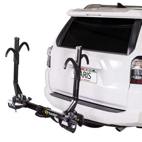 Saris SuperClamp EX 2-Bike Hitch Rack