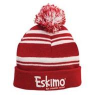 Eskimo Striped Knit Stocking Cap