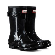 Women's Hunter Original Short Gloss Rain Boots