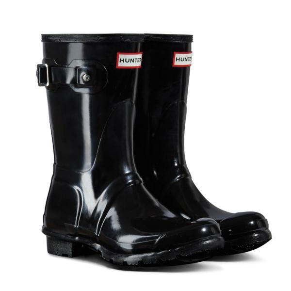 cabf908c9f3d Women s Hunter Original Short Gloss Rain Boots