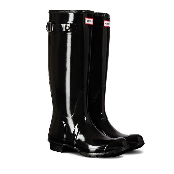 447491c3b7e Women's Hunter Original Tall Gloss Rain Boots