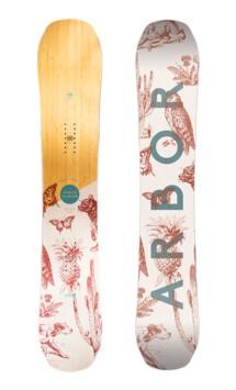 Men's Arbor Swoon Rocker 148 Snowboard