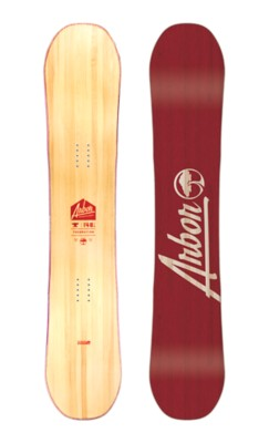 Men's Arbor Foundation 155 Snowboard
