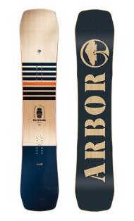 Men's Arbor Westmark Rocker 155 Snowboard