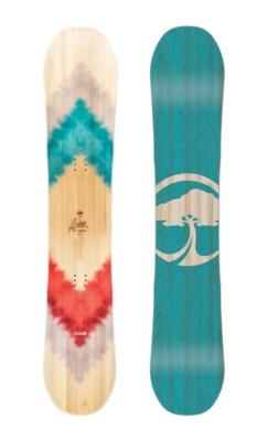 Women's Arbor Ethos 150 Snowboard' data-lgimg='{