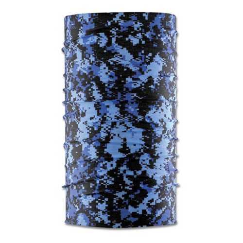 Blue Digi Camo