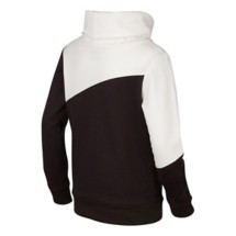 Grade School Girls' New Balance Funnel Neck Pullover Sweatshirt