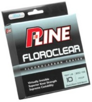P-Line Floroclear Fluorocarbon Coated Line