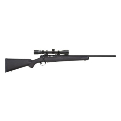 Mossberg Patriot Scoped Package 243 Winchester Rifle' data-lgimg='{