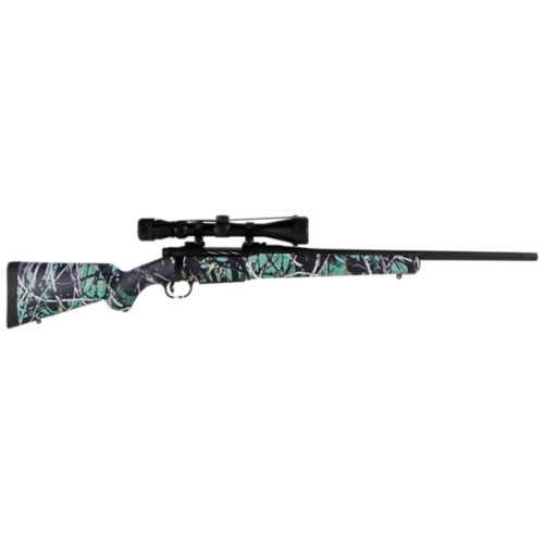 Mossberg Patriot Youth Super Bantam Scoped Package 243 Winchester Rifle