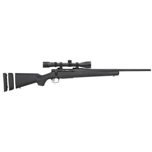 Mossberg Synthetic Patriot Youth Super Bantam Scoped Package Rifle