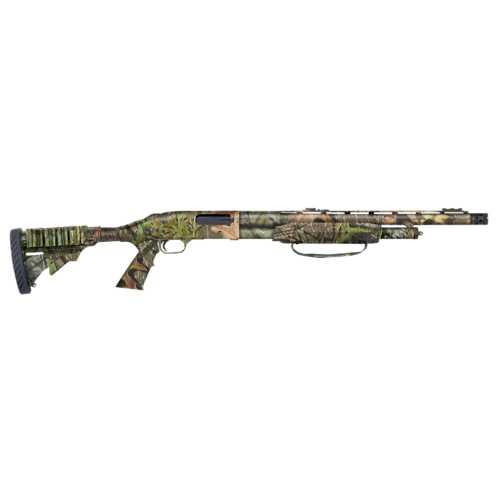 Mossberg 500 Turkey Mossy Oak Obsession Pump 12 Gauge Shotgun