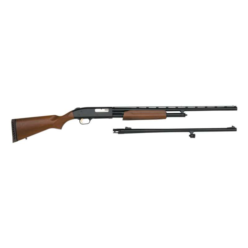 Mossberg 500 Combo 20 Gauge Pump Shotgun