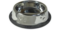 Scott Pet Stainless Steel Tip Resistant Bowl