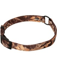 Scott Pet Nylon Center Ring Dog Collar