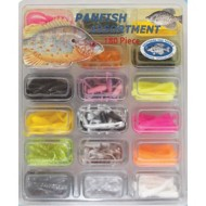 Southern Pro Panfish Assortment 180 Piece