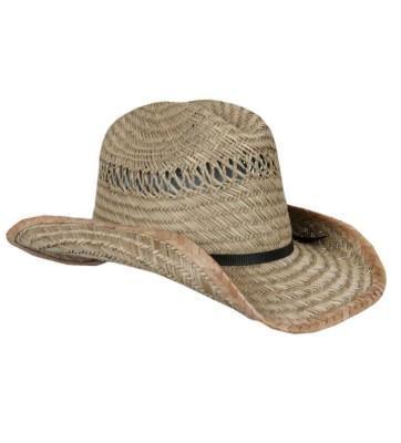 Dorfman-Pacific Adult Western Hat