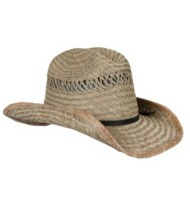 Dorfman-Pacific Adult Western Hat