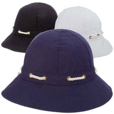 Women's Callanan Cotton Cloche **Assorted Colors Only**