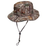 Men's Stetson No Fly Zone Realtree Camo Boonie