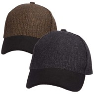 Men's Dorfman-Pacific Nail Head Ball Cap **Assorted Colors Only**