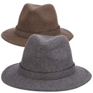 Men's Dorfman-Pacific Wool Blend Safari **Assorted Colors Only**