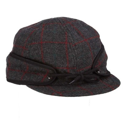 cc911bf311384 Men s Woolrich Malone Cloth Winter Cap   Assorted Colors Only ...