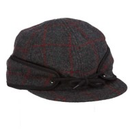 Men's Woolrich Malone Cloth Winter Cap **Assorted Colors Only**