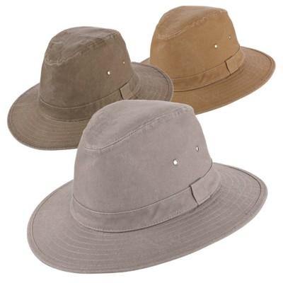 Men's Dorfman-Pacific Cotton Safari **Assorted Colors Only**