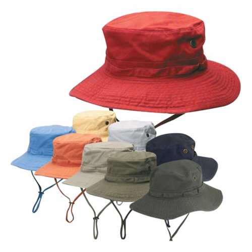 Dorfman-Pacific Boonie Hat **ASSORTED COLORS ONLY**