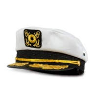 Dorfman-Pacific Adult Yacht Hat