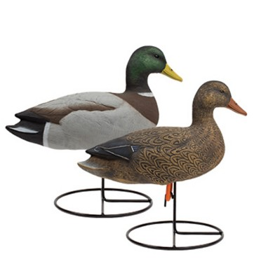 Tanglefree Pro Series Full Body Mallard Upright Decoys 6-Pack