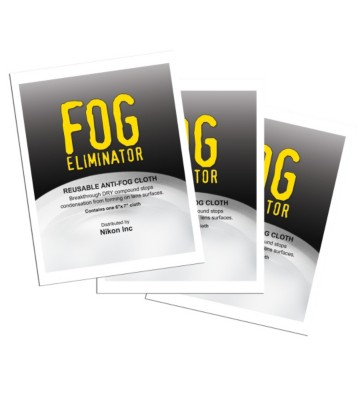 Nikon Fog Elimination Cloth