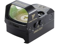 Nikon P-Tactical Spur Red Dot Sight 3 MOA with Picatinny Mount
