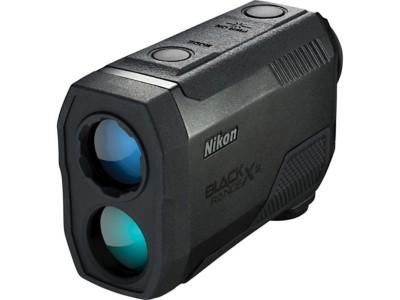 Nikon Black RangeX 4K Laser Rangefinder 6x 21mm