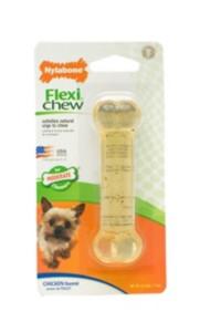 Nylabone FlexiChew Chicken Dog Chew