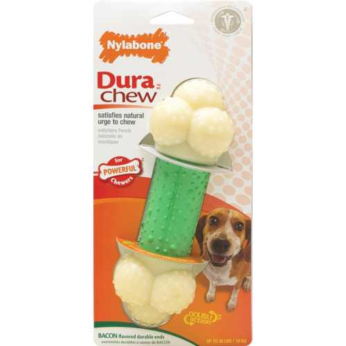 Nylabone DuraChew Double Action Dog Chew