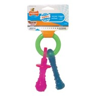 Nylabone Bacon Flavored Pacifier Puppy Chew