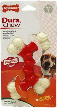 Nylabone DuraChew Wolf Double Dog Toy