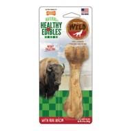 Nylabone Wild Chew with Real Bison Dog Bone